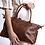 Thumbnail: Classic Baby Bag - Brown