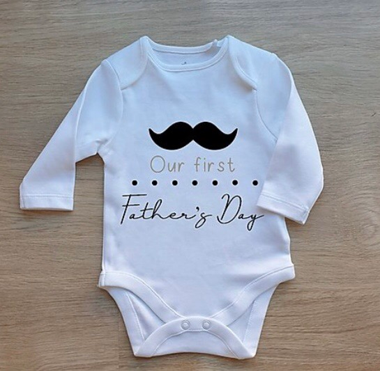 Mustache - First Father's Dat