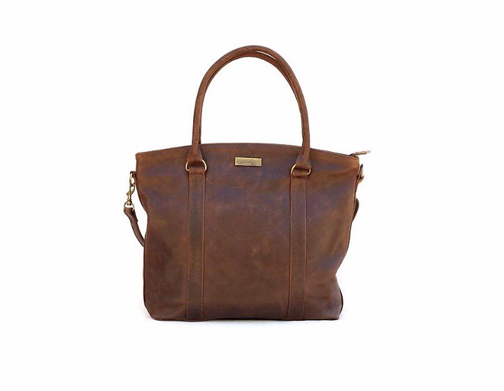 Emma Handbag - Brown