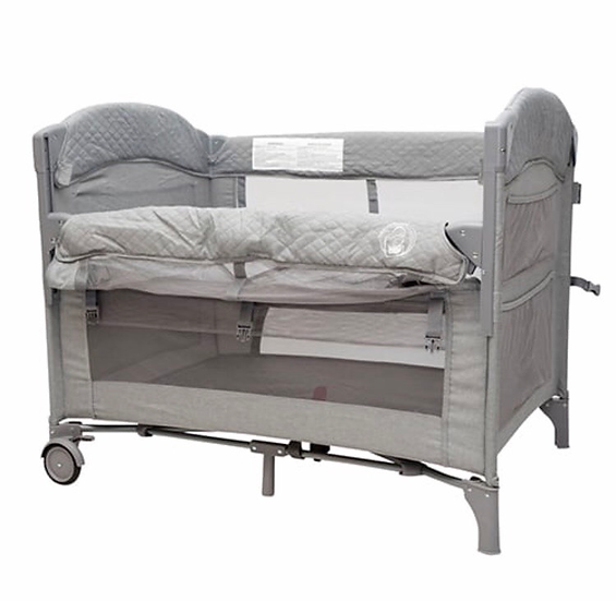 BabyWombWorld Premium 2-in-1 Camp cot & Co Sleeper