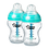 Thumbnail: Tommee Tippee Advanced Anti-Colic 2 Pack Bottles - 260ml (0m+)