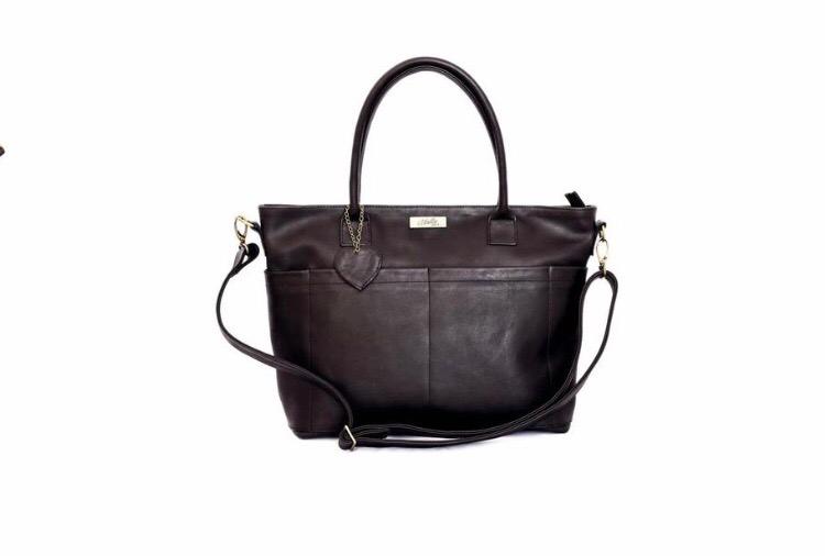 Beula Baby Bag - Black