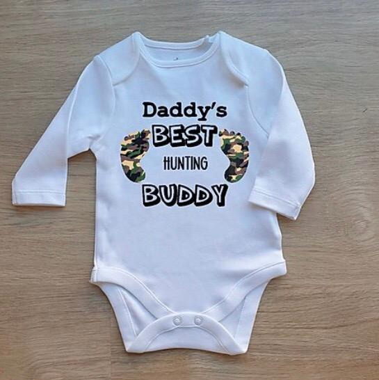 Daddy's Best Hunting Buddy
