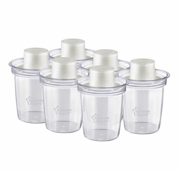 Tommee Tippee CTN Milk Powder Dispenser x 6