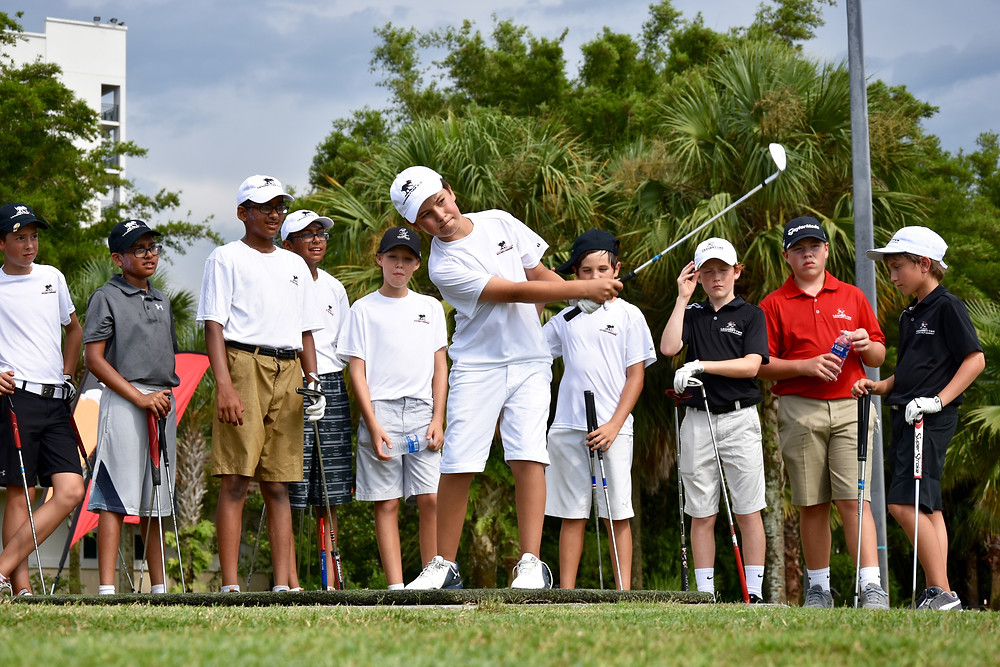 Leadbetter Kids World Championship