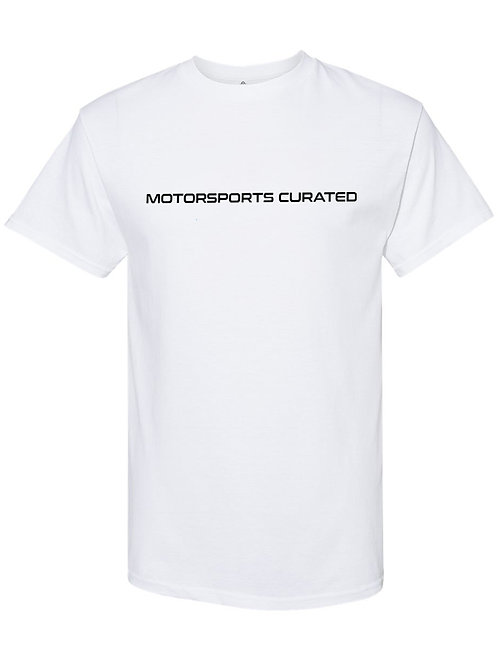 MC Embroidered T-Shirt