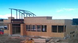 Zenith Bldg under construction