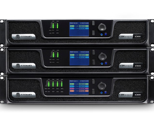 CDi DriveCore Amplifiers Are Now Available