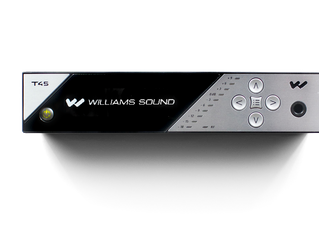 Williams Sound Shipping New Dante™ Enable ALS Transmitter