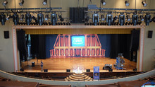 Ryman Auditorium Upgrades Audio System with JBL VTX-A12 Line Array