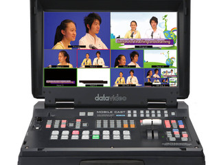 Datavideo Announces New Products for NAB