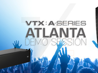 Vision2 Marketing and JBL Professional Launch the JBL VTX A8 in Atlanta