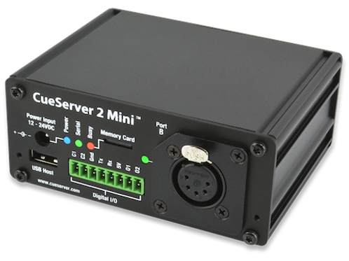 Interactive Technologies CueServer 2 Mini