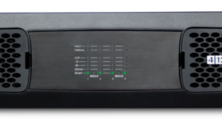 Crown DCi DA Series Amplifiers Now Available