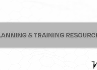 Planning & Training Resources