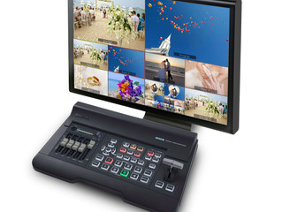 Datavideo Adds to Broadcast Switcher Lineup