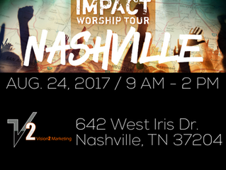 HARMAN Impact Worship Tour