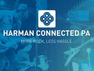 HARMAN Connected PA Comes to Life