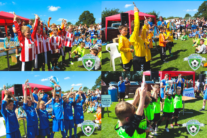 SoccerRockz U'6 Summer Tournament 2017
