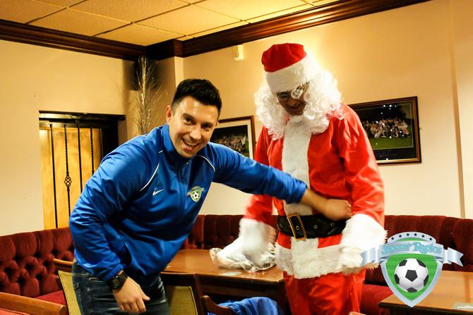 SoccerRockz Christmas Party 2016