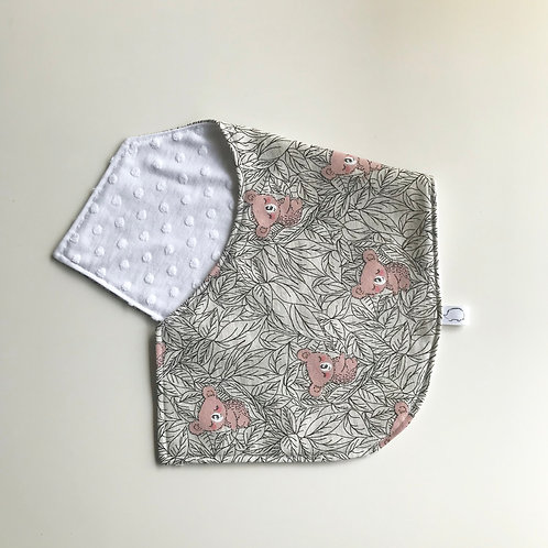 Koala Burping Cloth