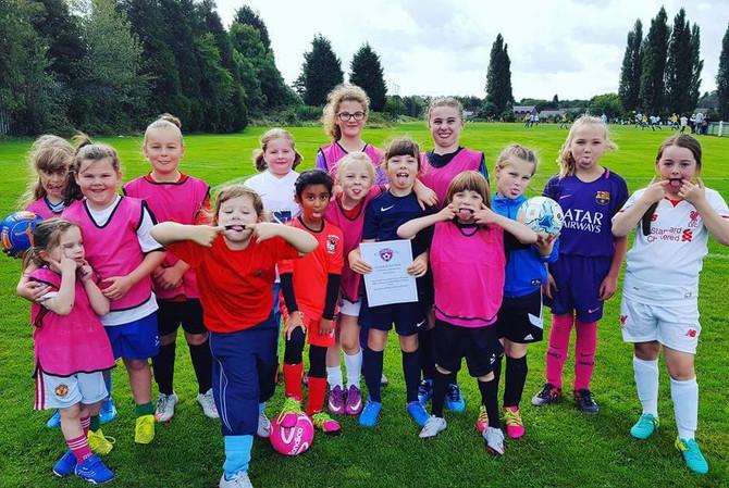 FA Girls Football Week