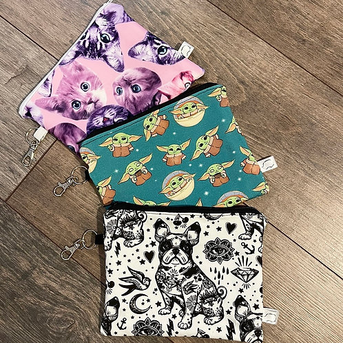 *NEW* Zip-pouches