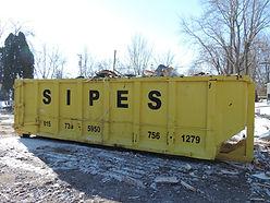 Roll-Off, Dumpster Rental, Sipes