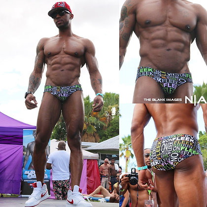 The NoRal Apparel On Fleek Brief
