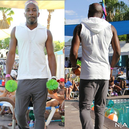 The NoRal Apparel Sleeveless Hoodie