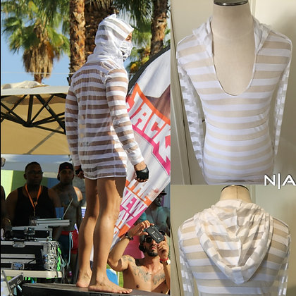 The NoRal Apparel Transparent Hood