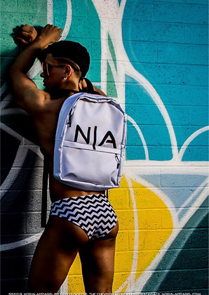 The N|A (NoRal Apparel) Logo Backpack