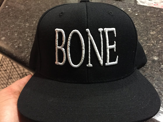 The Dad&Dog BONE Snapback