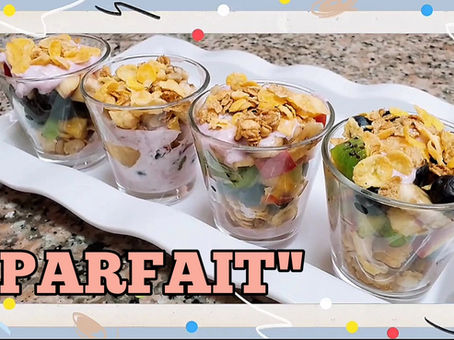 Make a Parfait With Ms. Autumn!