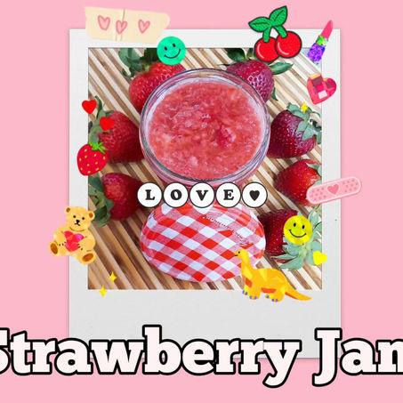 Strawberry Jam With Ms. Autumn