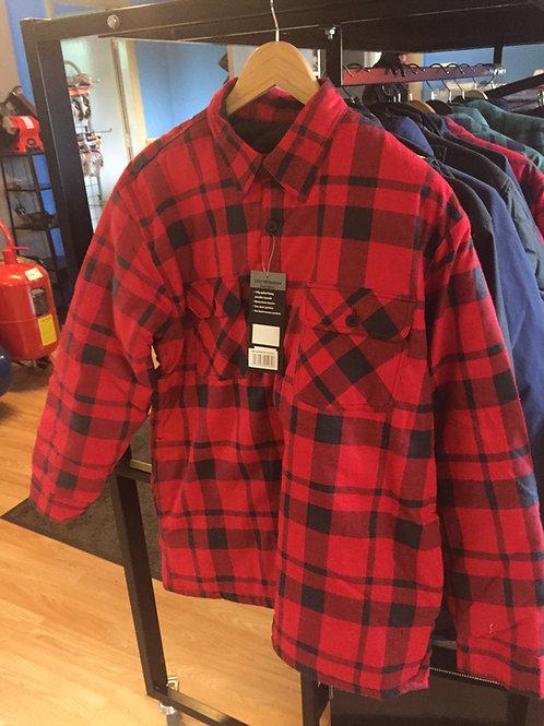 NO BULL Bedford Padded Shirt
