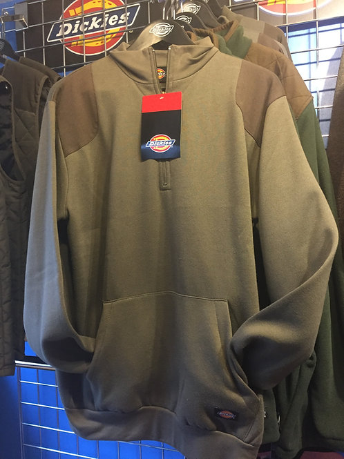 Dickies Kendrick Zip through sweatshirt