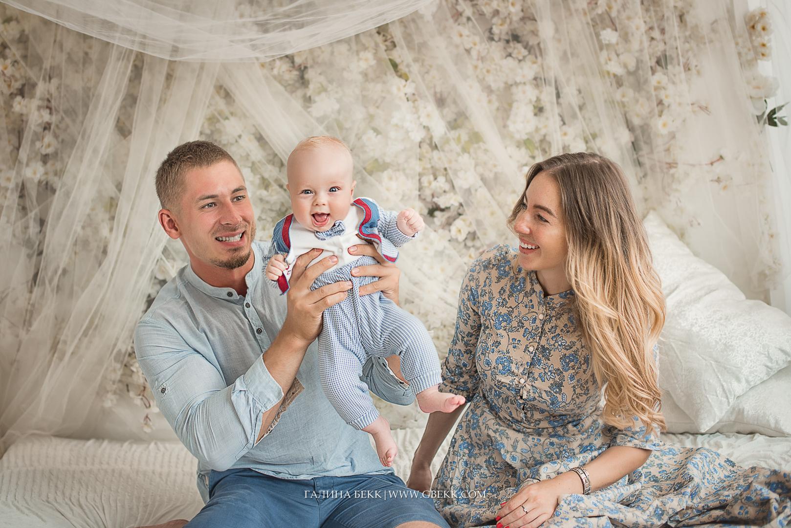 семейный фотограф Новосибирск