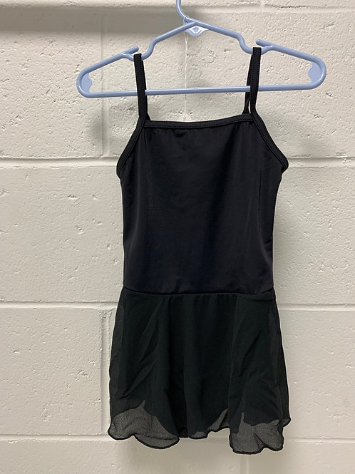 Black Camisole Dance Dress