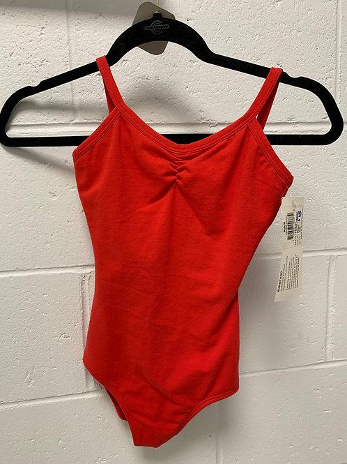 Red Camisole Leotard