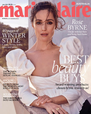 MARIE CLAIRE BOOK REVIEW