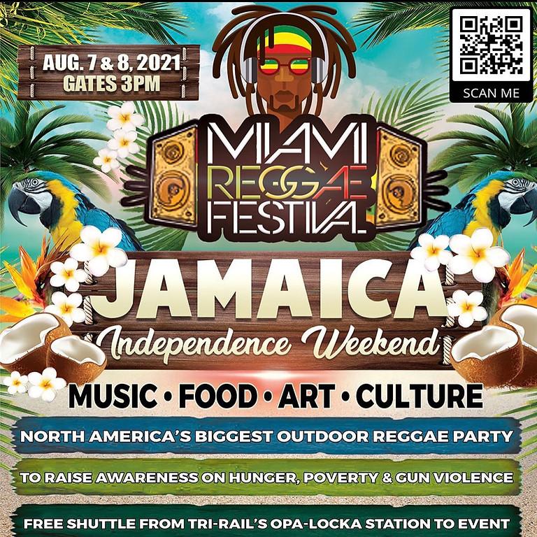 Miami Reggae Fest.