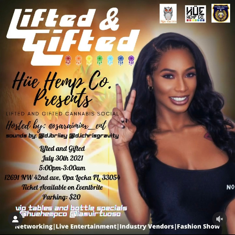 Lifted & Gifted Social