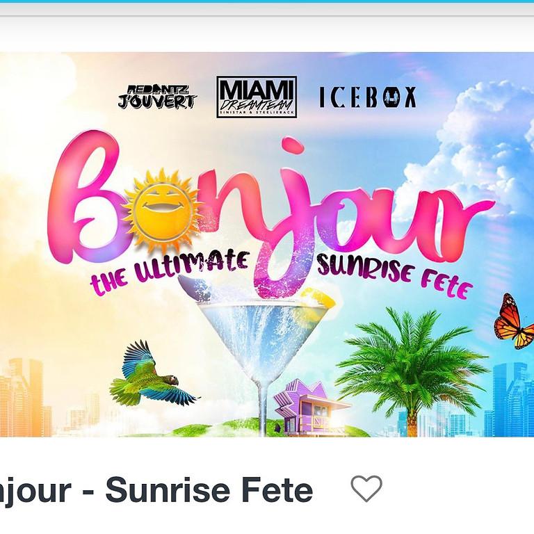 Bounjour