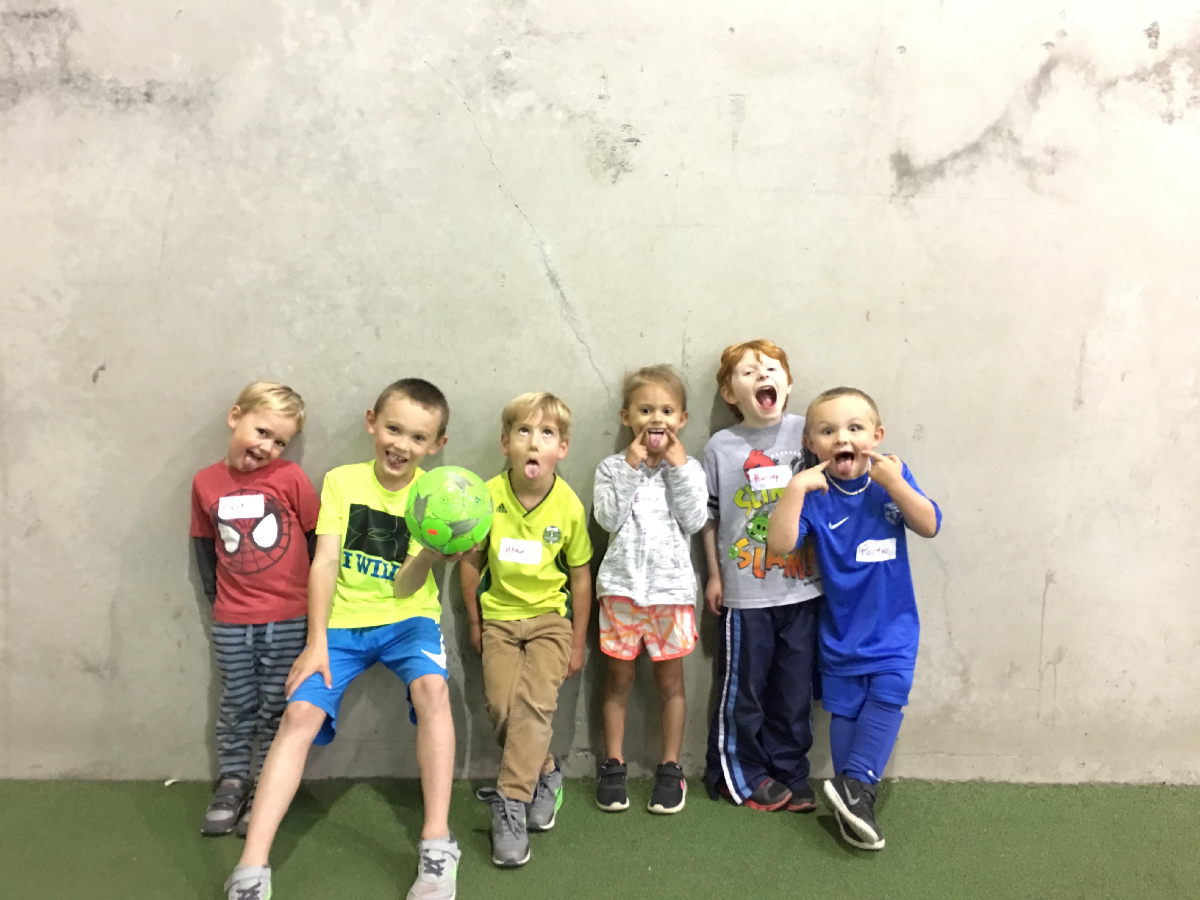 Soccer for Toddlers (3-5) - Thursdays
