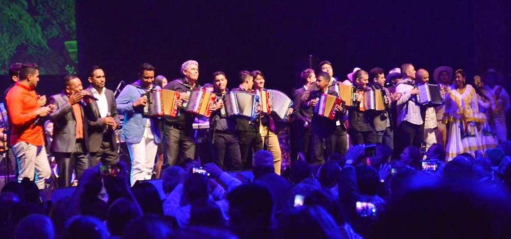 Imagen Cortesía Festival de la Leyenda Vallenata.