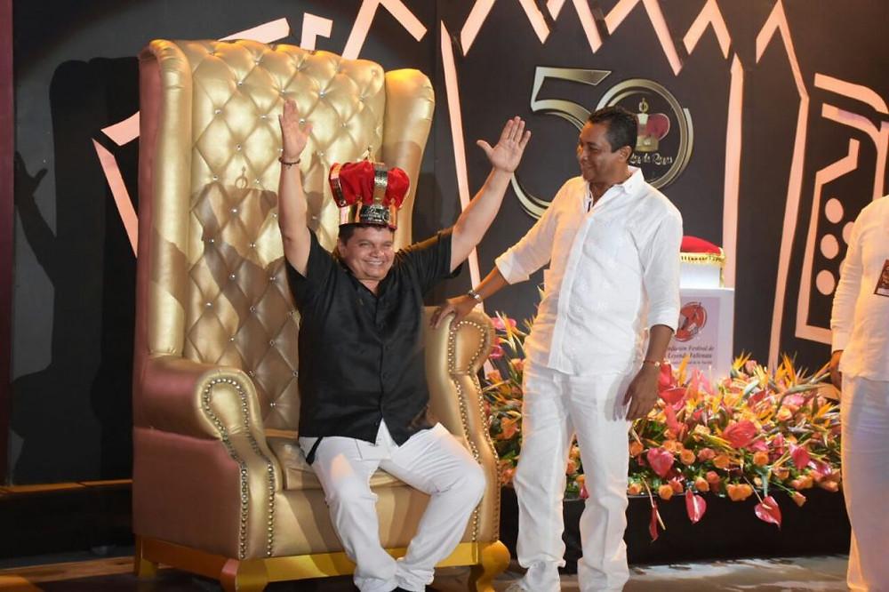 Álvarito López, rey de reyes cuarta generación
