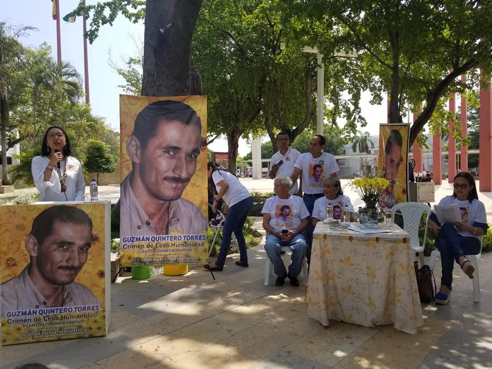 Este 16 de septiembre se cumplen 20 años del homicidio del periodista, hecho que hace tres días fue declarado como Crimen de Lesa Humanidad.