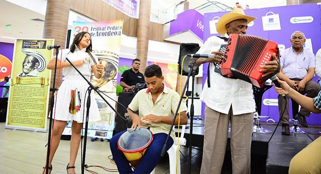 Imagen del lanzamiento del certamen en Valledupar. Foto Cortesía.