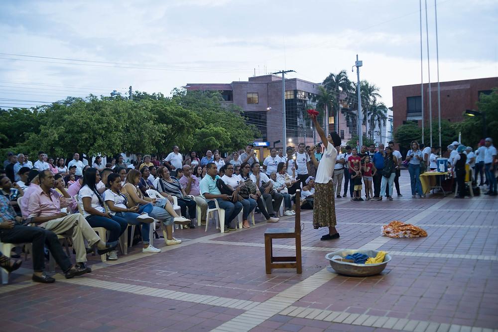 Teatro, danza, artes plásticas, música, entre otros, abarca esta convocatoria. Foto: Archivo Nicho Cultural.
